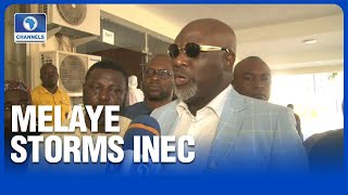 dino Melaye about to lose his job? Badoo menace  more on Ep.14 of The Report Card