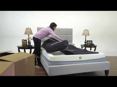 Boyd Night Air 6-Chamber Air Bed Set Up