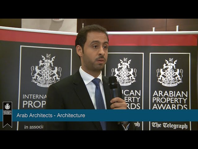 Arab Architects – Arabian Property Awards