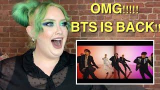 BTS (방탄소년단) 'Butter' Official MV REACTION l GETKOOKED