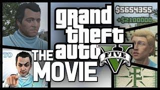 GTA 5 The Movie: Kifflom (2013) [Funny Moments In GTA V]