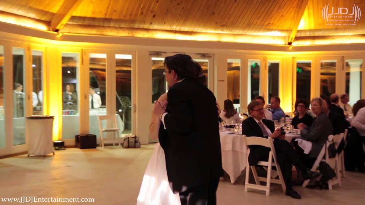 Wedding Reception At The Airlie Center Warrenton Va With Jjdj