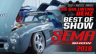 2018 DUB Awards Best Of Show SEMA 2018 presented by Amsoil