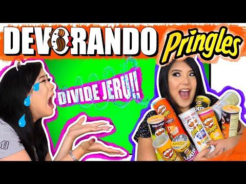 DEVORANDO PRINGLES | Blog das irmãs