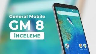 General Mobile GM 8 İncelemesi: 999 TL'ye Alınır mı?