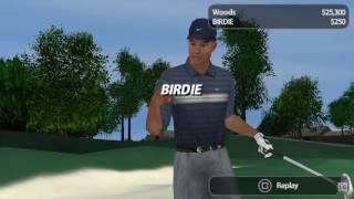 Tiger Woods PGA Tour PSP Gameplay HD