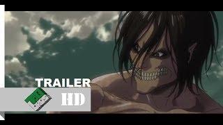 Attack on Titan: Civil War Official Trailer [HD]