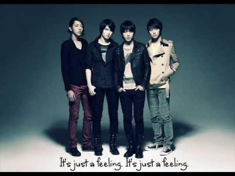 CN Blue - Feeling lyrics
