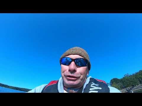JORDAN Lake For Slab Crappie 9 22 20