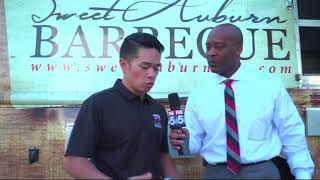 Food Truck Friday with Sweet Auburn Barbeque