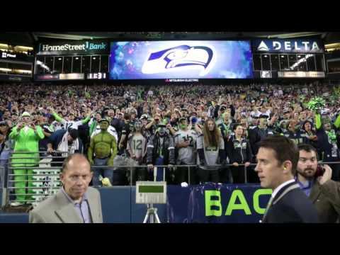 Seahawks fans break record for loudest stadium