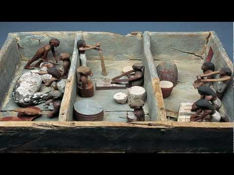 ANCIENT AFRICAN EGYPTIANS: SHOW & PROVE SESSION