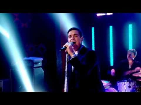 Robbie Williams - Jonathan Ross  (Bodies,No Regrets,You Know me,Feel,Morning Sun,Angels)