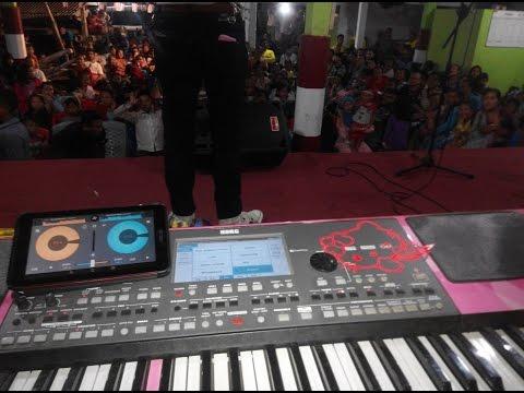 SAYANG Sampling DJ korg pa600 karaoke