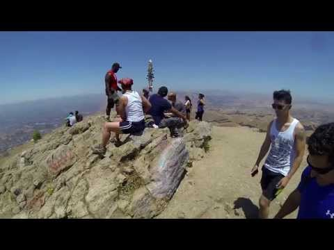 GoPro Hero3: Mission Peak Hike - Fremont, CA