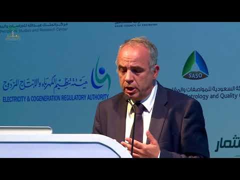 Speech of Eng. Brunu Foit at the Saudi Electricity Forum 2017