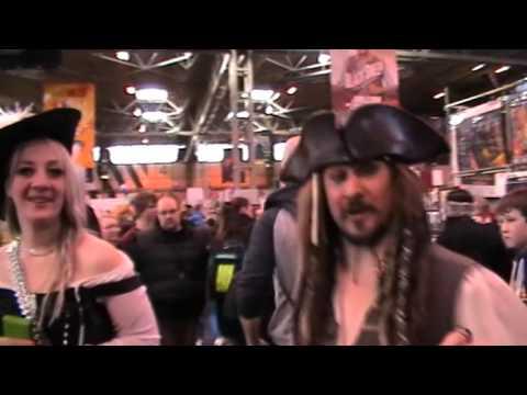 Memorabilia/ComicCon - Birmingham NEC - 23/03/14