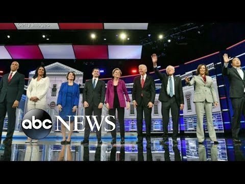 Highlights from the 5th Democratic presidential debate l ABC News