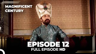 Magnificent Century Episode 12  English Subtitle