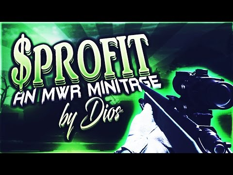 $Profit - An MWR Minitage by Dios