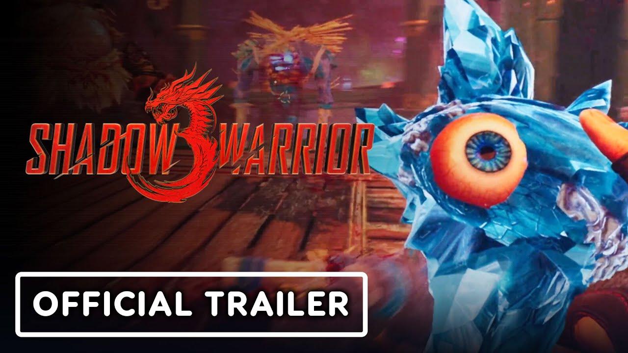 Download Shadow Warrior 3 - Official Gameplay Trailer | Devolver Digital
