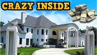 Billionaire's Abandoned Vacation Mansion With Indoor Pool & More