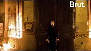 Qui est l'artiste Piotr Pavlenski qui a mis le feu à la banque de France ?