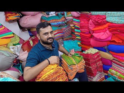 Cut Piece Wholesale Market  Call-90541 29675    Surat Wholesale Market   @Sandeep Zone