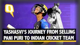 From Selling Pani Puri To India U 19 Cricket Team | The Quint
