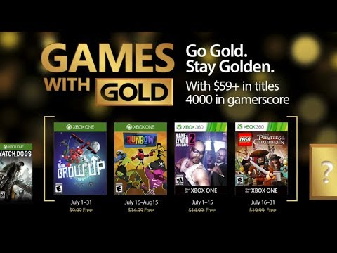 games with gold juli 2017 kostenlose xbox one xbox 360. Black Bedroom Furniture Sets. Home Design Ideas