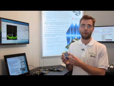 AD-FMComms3-EBZ: AD9361 2 X 2 RF AGILE TRANSCEIVER Software development Kit