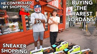 Download I Let An NFL Player Control My Sneaker Shopping! (10 PAIRS!) Mp3 and Videos