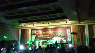 Kopral Jono by Tessa Pelealu di Konser The Enchanting Harmony of Kolintang by INNS