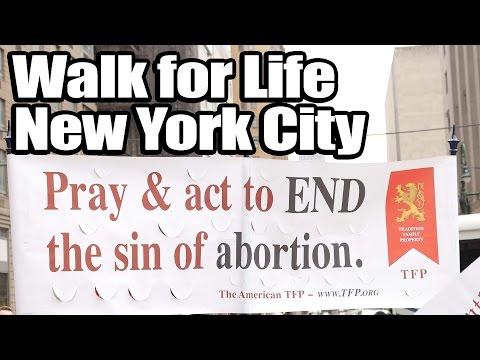1st International Gift of Life Walk down Broadway, New York City
