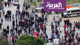 إضراب أطباء وصيادلة تونس