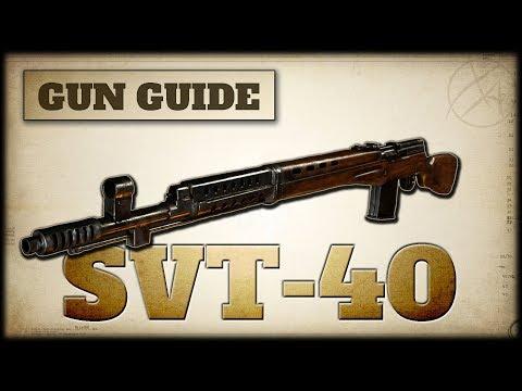 SVT-40 Stats & Best Class Setups | CoD WW2 Gun Guide #22