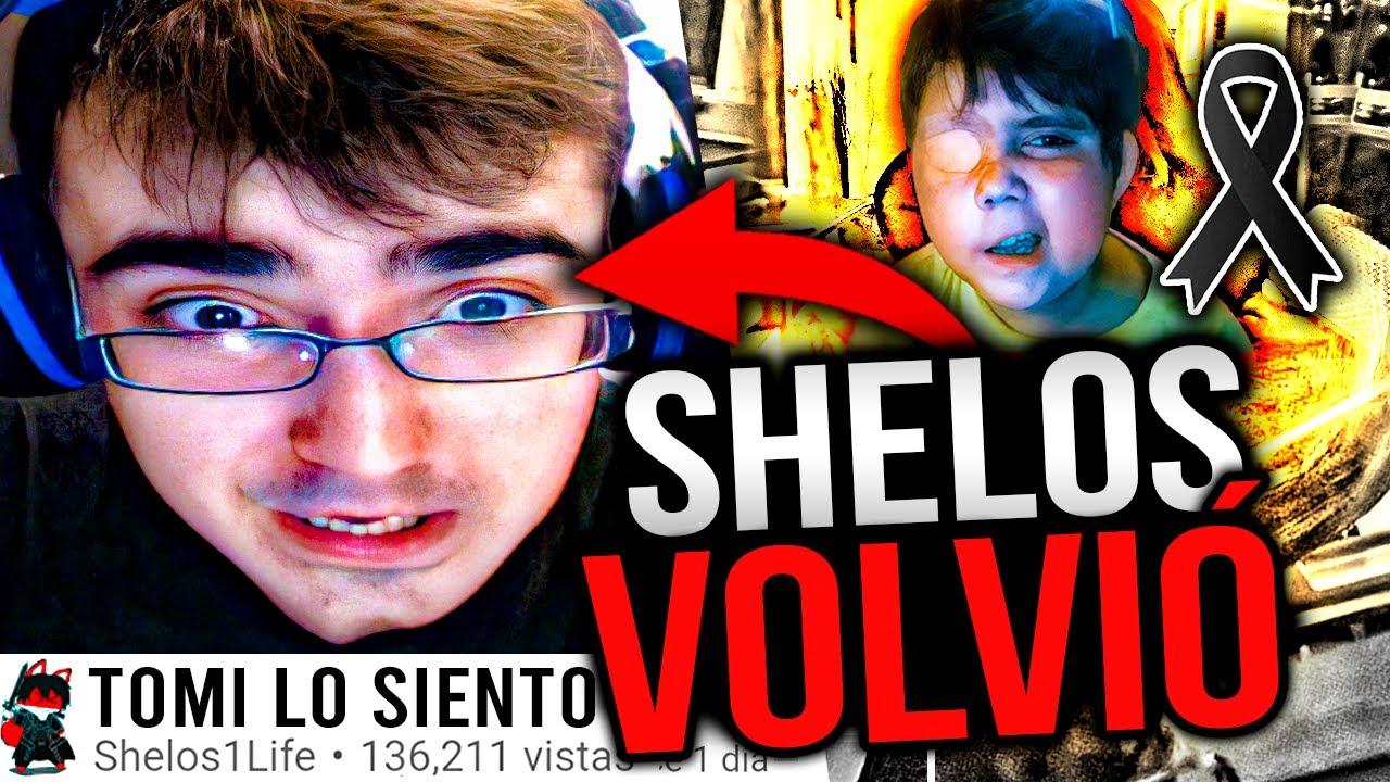 Shelos1Life VOLVIÓ | El HATER de TOMIII 11 | - (El FIN) - tomo 11