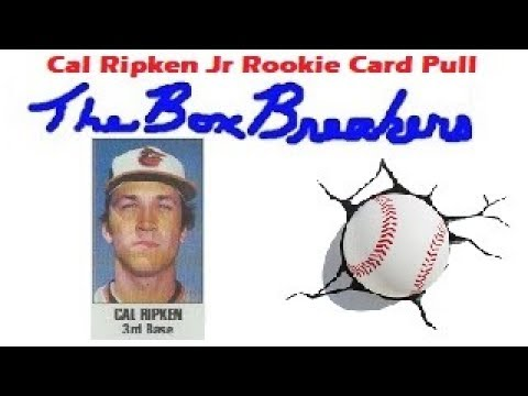 Lucky 2x Cal Ripken Jr Rookie Card Pull And Psa Grading Tips Opening 1982 Topps Baseball Rack Pack