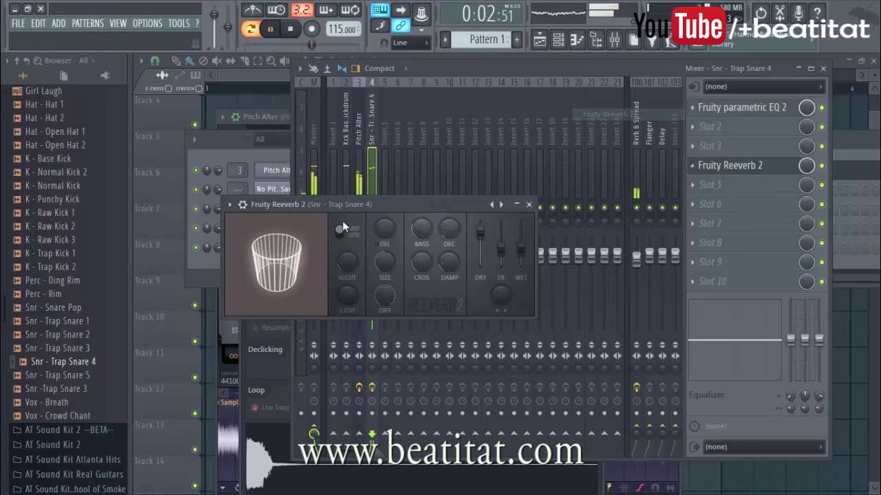 how to make a sample beat on fl studio 12