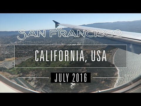 TRAVEL | San Francisco, CA, USA - July 2016