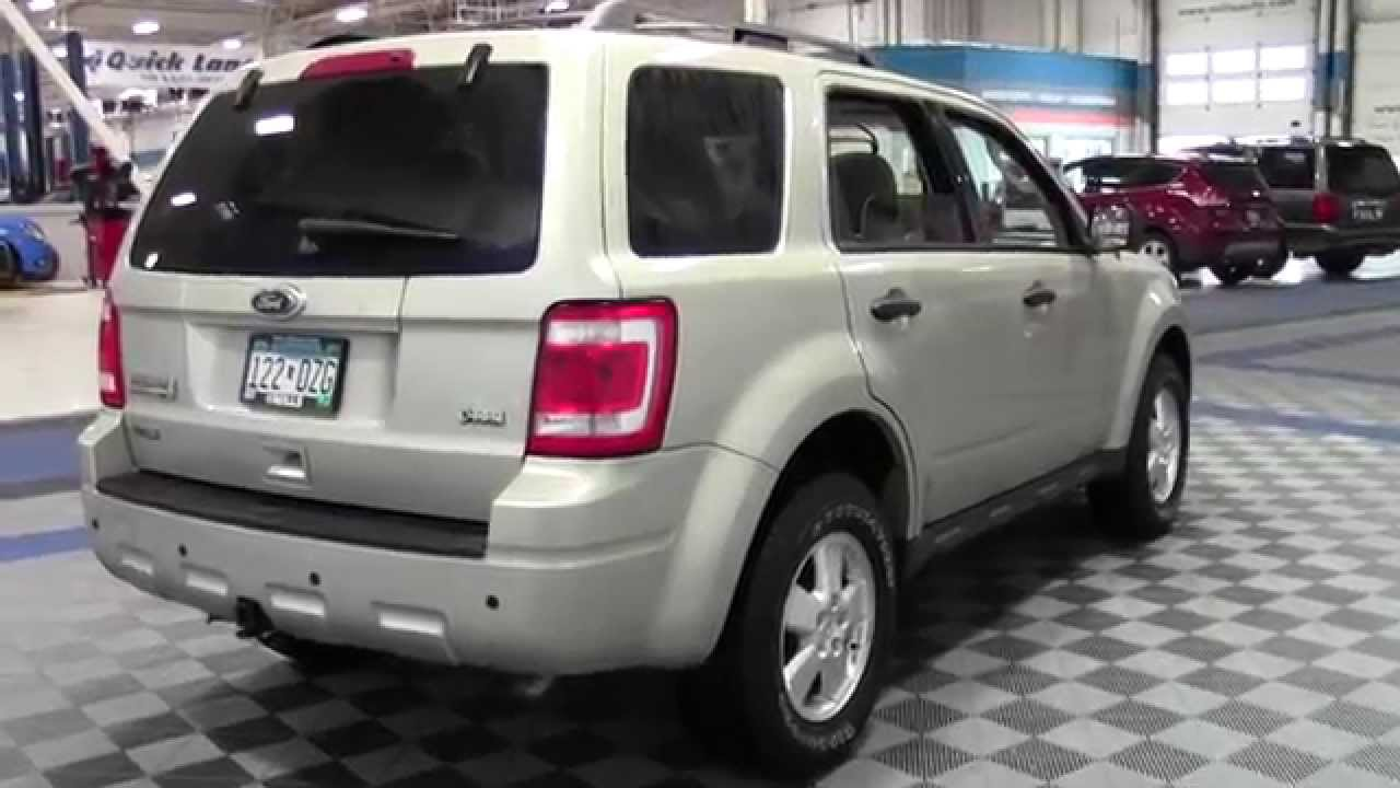 2010 ford escape 4wd xlt 1f150115a