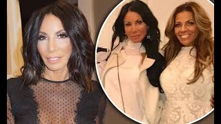 Danielle Staub backpedals on Dolores Catania fallout and insists she's 'open' to a reconciliation