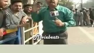 Hilarious Reporting on PSL Funny Pakistani Reporter