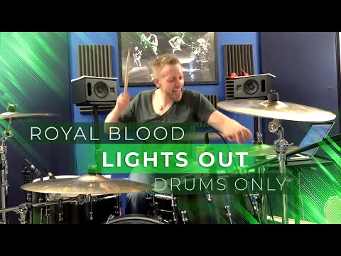 Royal Blood - Lights Out (Drums Only)