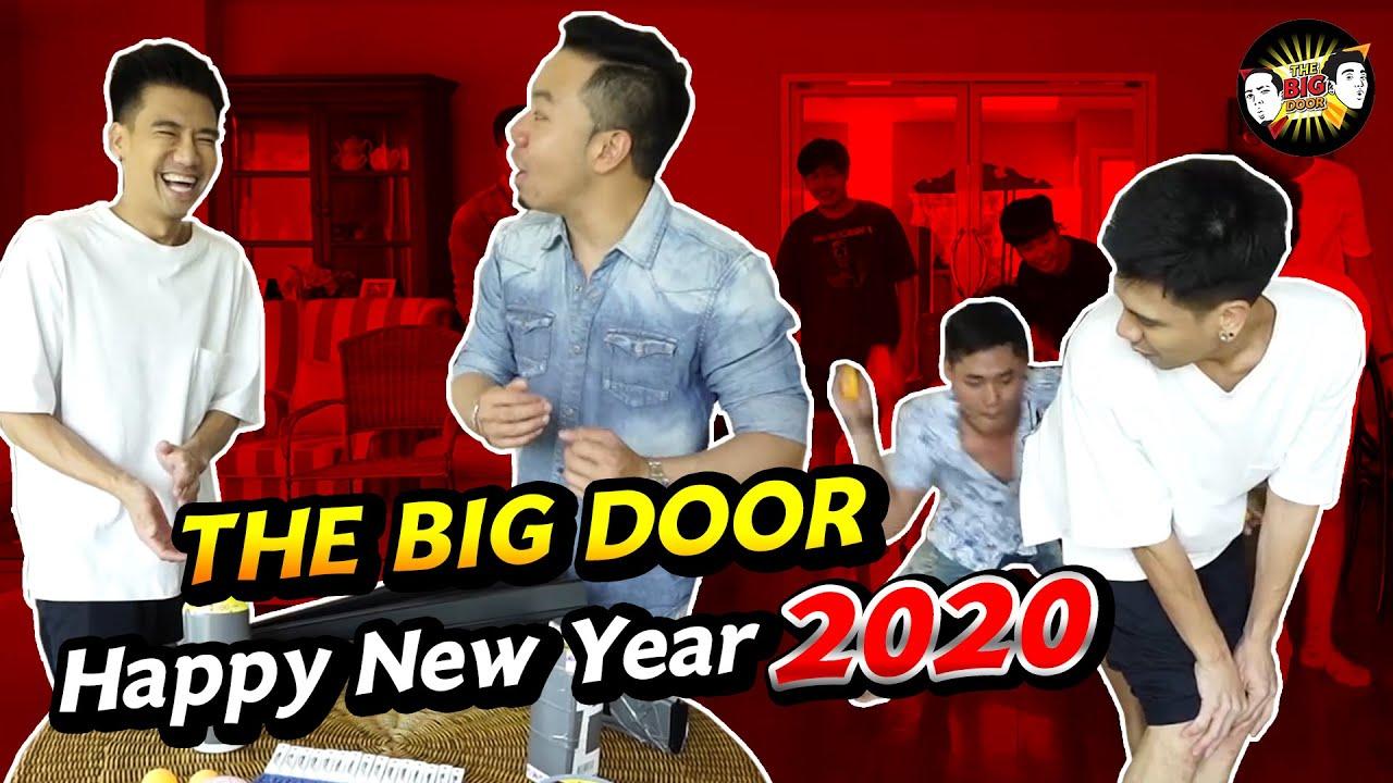 THE BIG DOOR Happy New Year 2020 | P Show P
