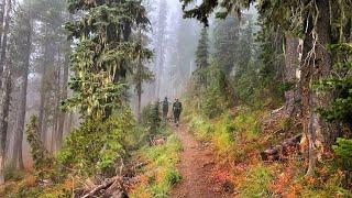 Misty Fall Hike | Scotchman Peak, Idaho