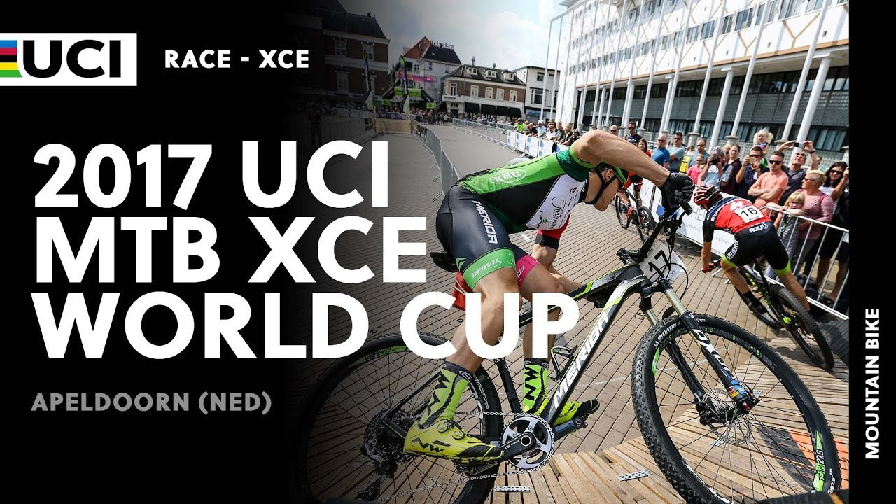 8f58f53db90 UCI Mountain Bike XCE World Cup - Apeldoorn (NED) - YouTube