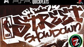 QuickPlay- NBA Street Showdown