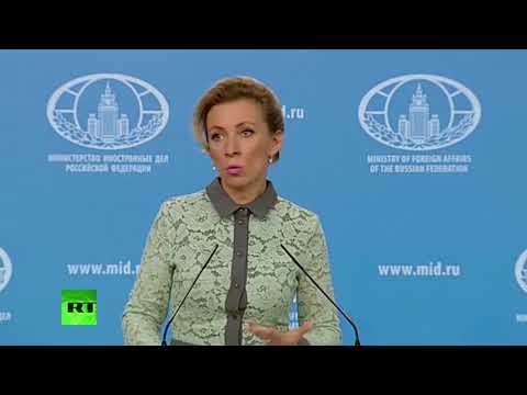 МИД России жёстко отреагировал на действия молдавских властей