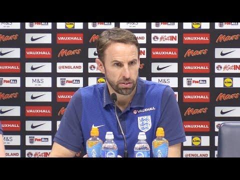 Gareth Southgate Full Press Conference - England v Brazil - International Friendly